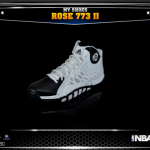 NBA 2K14: Rose 773 II
