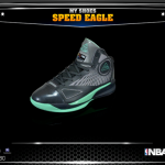 NBA 2K14: Speed Eagle