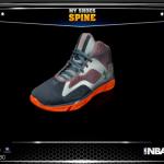 NBA 2K14: Spine
