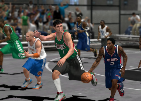 NBA Street 2K13 by JaoSming