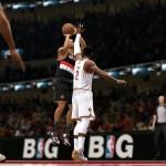 NBA Live 14: Damian Lillard vs. Kyrie Irving