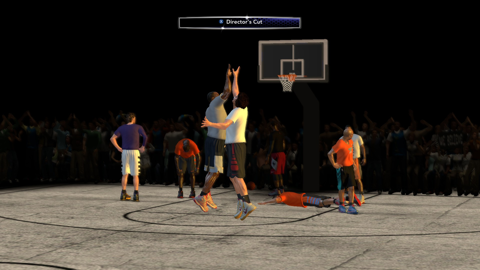 Blacktop Revitalization High Five NBA 2K14