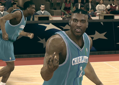 Larry Johnson in NBA 2K12