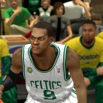 NBA 2K14: 2K13 PC Patches Celtics Rondo