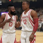 NBA 2K14 Next Gen: James Harden & Dwight Howard