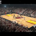 NBA 2K14 Next Gen: Miami Heat vs. San Antonio Spurs