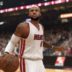 NBA 2K14 Next Gen: LeBron James