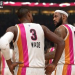 NBA 2k14 Next Gen: Dwyane Wade & LeBron James