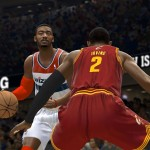 NBA Live 14: John Wall vs. Kryie Irving