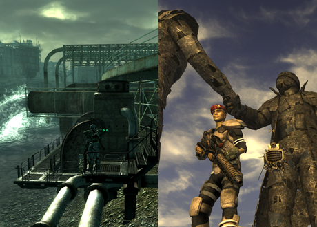 Fallout 3 & Fallout: New Vegas