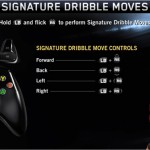 NBA Live 14: Signature Dribble Moves