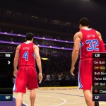NBA Live 14: Individual Player Defensive Adjustments
