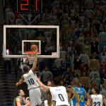 Eric Gordon dunks in NBA 2K14 PC