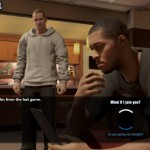 NBA 2K14 Next Gen: - MyCAREER - Teammate Conversation