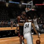 Paul Pierce & Kevin Garnett on the Brooklyn Nets in NBA Live 08