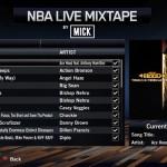 NBA Live Mixtape in NBA Live 14