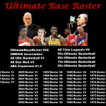 Ultimate Base Roster V58