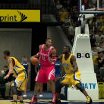 Dwight Howard vs. Roy Hibbert in NBA 2K14 PC