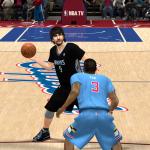 Ricky Rubio vs. Chris Paul in NBA 2K14 PC