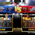 Updated Rosters in NBA Jam for Android