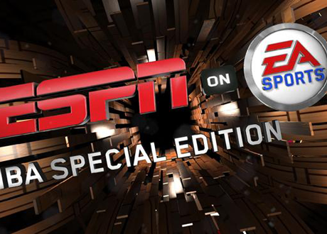 ESPN on EA Sports in NBA Live 14