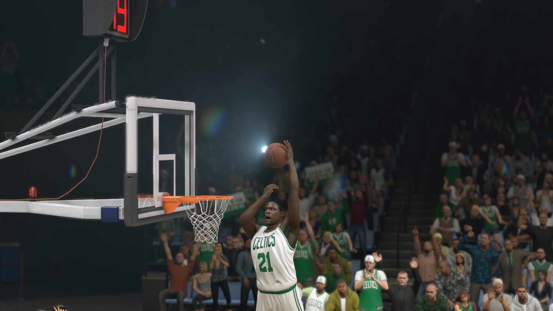 NBA 2K14 PS4 Wilkins Dunk