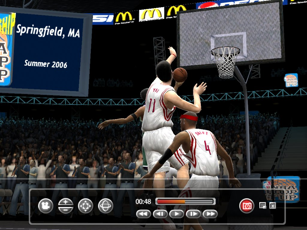 NBA Live 2005 Hoop it up mod
