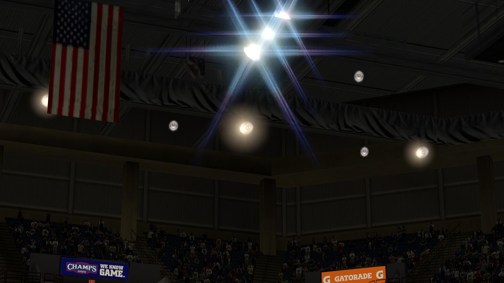 Target Center Ceiling NBA 2K14 PC