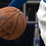NBA Live 14: Patch - Adam Silver Basketball