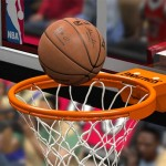 NBA Live 14: Patch - Basketball at the Rim