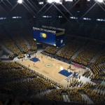 NBA Live 14: Patch - Indiana Pacers Court