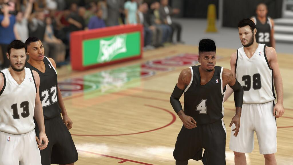 NBA 2K14 PS4 Rookie Sophomore Game