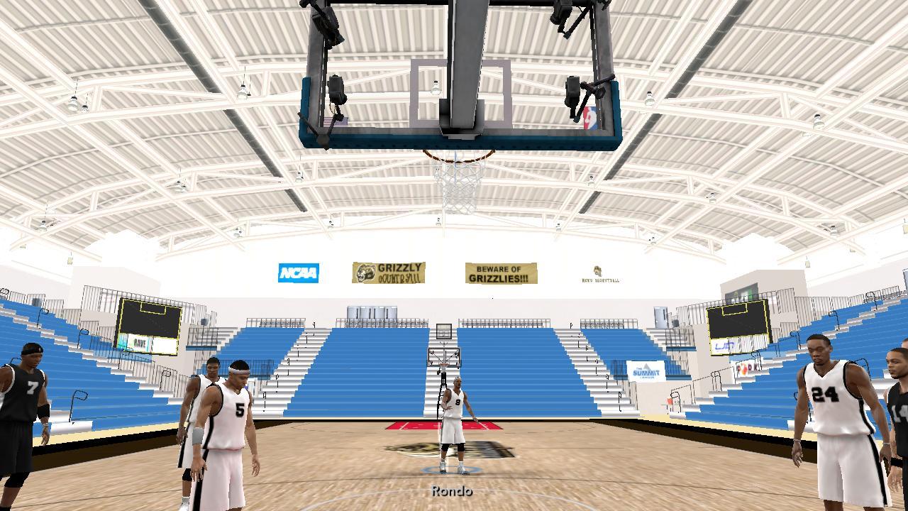 Oakland University NBA 2K10