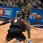 Damian Lillard and Victor Oladipo in NBA 2K14 PC