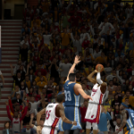 Dwyane Wade takes on the Grizzlies in NBA 2K14 PC