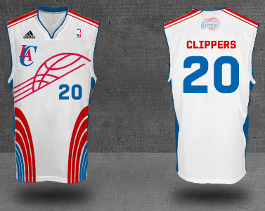 Pdub's Jersey Contest Entry for NBA Live 08