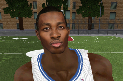 S_Brat's Dwight Howard face update for NBA Live 08