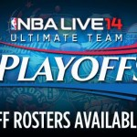 NBA Live 14 Ultimate Team Playoffs Update