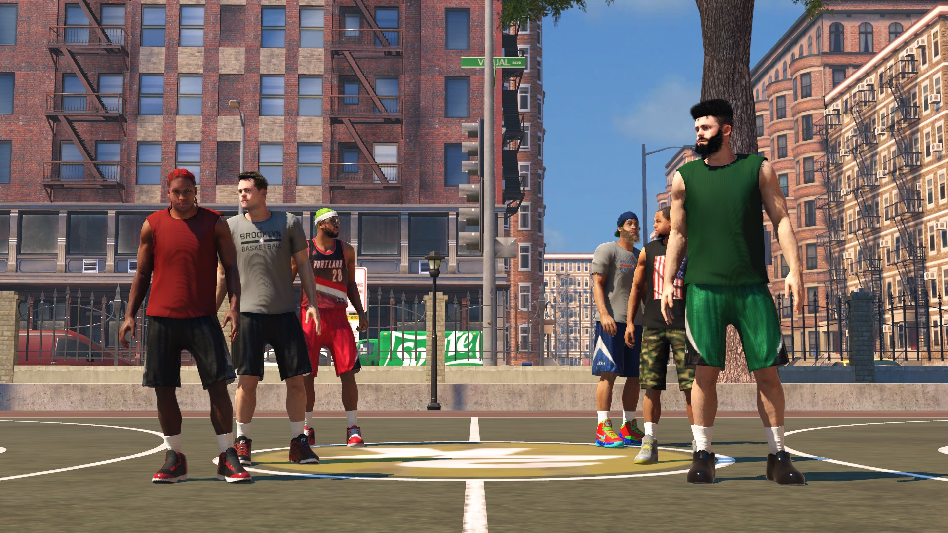 NBA 2K14 The Park JaoSming Random Online
