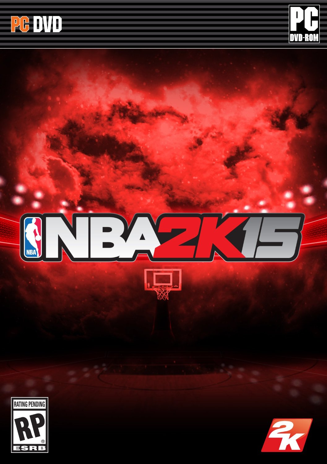 NBA 2K15 PC Placeholder Box Art