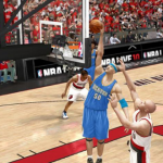 Taylor MacKenzie in The Next Level, NBA Live 10
