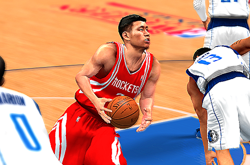 Jeremy Lin in Martti.'s NBA 2K13 Association