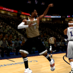 Gilbert Arenas in Martti.'s NBA Live 07 Dynasty