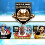 Latest NBA Live 14 Ultimate Team Packs