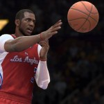 NBA Live 15: Chris Paul