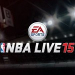 NBA Live 15 - Stadium Background