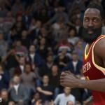 NBA Live 15: James Harden