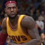 NBA Live 15: LeBron James