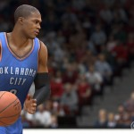 NBA Live 15:  Russell Westbrook