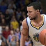 NBA Live 15: Stephen Curry